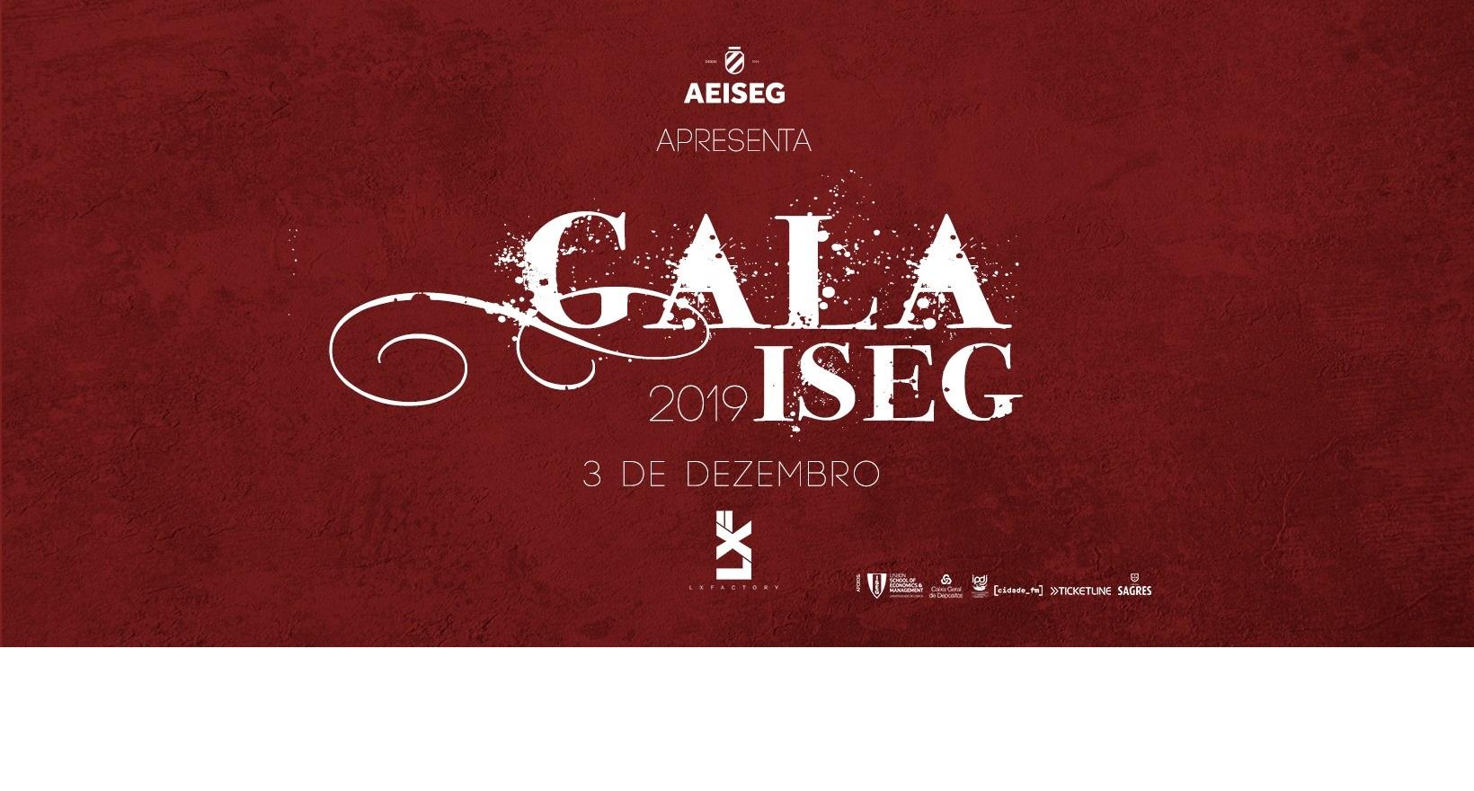 Gala ISEG 2019